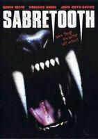 Sabretooth (2002 David Keith) DVD NEW