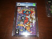 New Mutants 100 (Marvel 1991) CGC Graded 9.8. White Pages. First X-Force