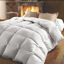 King Size Bed  All Seasons Duck Feather & Down 2 in 1 Duvet 4.5+9.0TOG