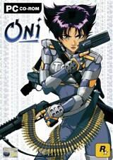ONI   ( JEUX PC )   COMPLET / CIB