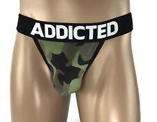 Mens Jock Thong Underwear Sexy-Lingerie Backless JockStrap Bikini G-Strings