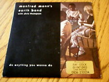 "MANFRED MANN - DO ANYTHING YOU WANNA DO  7"" VINYL PS"