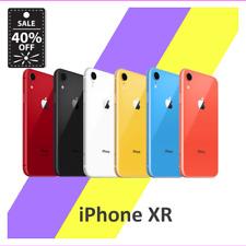 Apple iPhone Xr 64Gb Unlocked Verizon Claro T-Mobile Clean Esn