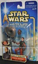 "Star Wars Attack of The Clones 3.75"" Figure Padmé Amidala (Coruscant Attack)"