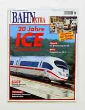 20 Jahre ICE - InterCityExpress - Bahn-Extra 6/2004