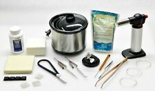 Jewelry Soldering Kit Torch Pickle Pot Tools Solder Supplies & Repair Jewelry
