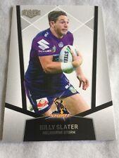 Billy Slater 2015 NRL Traders Elite Melbourne Storm Rugby League Card