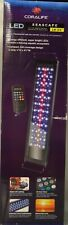"""Coralife Led Seascape Fish Tank Light 100533651 With Remote 18-24"""" New"""