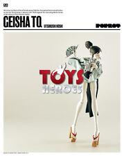 3a THREEA POPBOT SERIES GEISHA TQ UTSUKUSHI HOSHI BLUE CLOTHING 1/6 Preorder