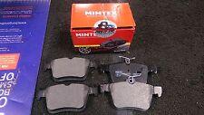 En 2012 VW Golf MK7 2010 VW Touran Audi A3 S3 Pastillas de freno trasero Mintex