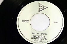 Hot Chocolate: Every 1's a Winner / Power of Love  [VG+ Copy]