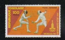 Fencing , Olympique Moscow 1980,