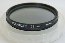 52mm Polariser Filter + Free UK Postage