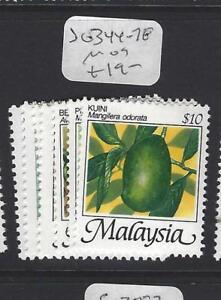 MALAYSIA     (P0801BB)  FRUIT  SG 344-7E   MOG
