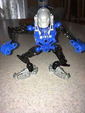 lego bionicle Action Figure Black & Blue