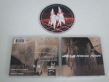 Unkle/psyence fiction (LUN wax 540-970-2) CD album