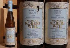 1993er Kiedrich Gräfenberg - Riesling - Eiswein - Robert Weil - Top Rarität !!!!
