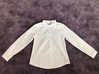 NEU NEU +++ OKAIDI +++ Gr. 140 Bluse cremeweiß mit Etikett 22,99 EUR