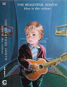 The Beautiful South Blue Is The Colour CASSETTE ALBUM POP ROCK ACOUSTIC