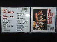 CD THE ROBERT CRAY BAND / BAD INFLUENCE /