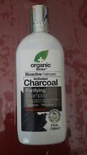 Organic Doctor - Activated Charcoal Purifying Shampoo  - Brand New
