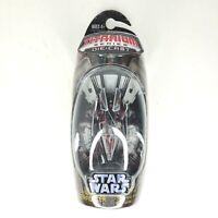 Star Wars Titanium MicroMachines V-WING STARFIGHTER