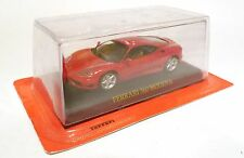 Ferrari 360 Modena in rot rouge rosso roja red, Ixo Altaya in 1:43 sealed boxed!
