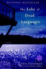 The Lake of Dead Languages (Ballantine R