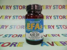 Superior Essential Fatty Acids 100% Pure Krill Oil 500 mg 60 softgels 3