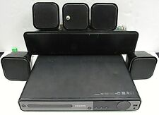 Phillips DVD Home Theater System HTS3372D W/5 Surround & Front Center Speakers