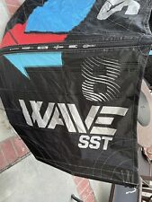 Slingshot 8m Wave Sst with New 17� Bar and Lines - Kitesurfing