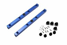 Bille Alloy Fuel Rail Kit for Holden Commodore HSV V8 5.7 LS1 VT VX VY VZ Blue