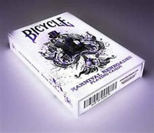 Bicycle Karnival Renegades Deck - Purple - Playing Cards - Magic Tricks - New