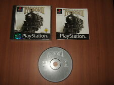 Railroad Tycoon II / 2 für Sony Playstation / PS1