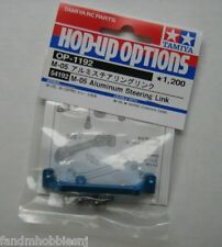 Tamiya Fiat / Mini Cooper on M 05 Chassis Aluminum Steering Link item 54192