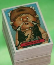 GARBAGE PAIL KIDS ANS1 COMPLETE 80 CARD SET 16TH GPK ALL NEW 1ST SERIES 2003 GPK
