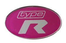 Subaru Impreza WRX/STI Type R Badge Calandre X 2