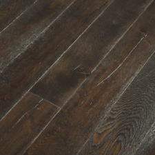 Emperor Distressed reclaimed oak 15mm engineered wood flooring -  SAMPLE PIECE