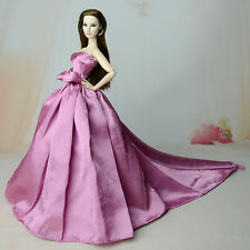Fashion Royalty Princess Dress/Clothes/Gown For Barbie Doll S545