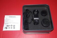 Universal Lens Kit for Mobile Devices Cell Phone Camera Fisheye Wide Angle Macro