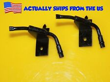 New Windshield Washer Nozzle Set Wipers For 1981 - 1984 Chevy GMC C / K Series