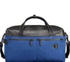 Tumi New Tahoe Grove Day Duffel 79814 Blue Weekend Lightweight Carry On Bag