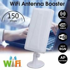 Long Range WiFi Extender Wireless Router Repeater WLAN Antenna Booster 5m Hot