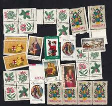 USA 1964-1981 Christmas * lovely variety lot * all MNH except 2 MH