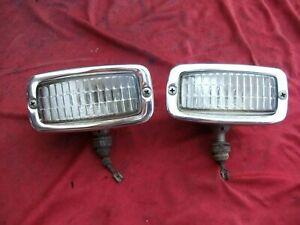Vintage HELLA  BACK UP LIGHT Accessory Backup Lamp VW Porsche Saab Volvo Beetle