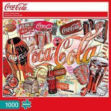 BUFFALO GAMES JIGSAW PUZZLE ENJOY COCA-COLA 1000 PCS #11279