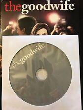 The Good Wife - Season 1, Disc 3 REPLACEMENT DISC (not full season)