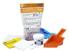 BIOHAZARD sangue fuoriuscita ripulire KIT / PACK