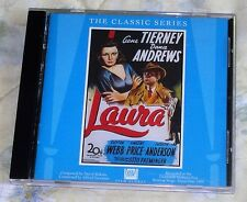 LAURA/JANE EYRE (David Raksin/Bernard Herrmann) original USA mint cd (1993)