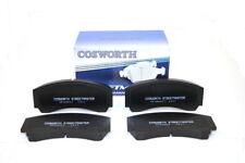 Cosworth StreetMaster Front Brake Pads AP Racing Caliper 4 Piston CP5200